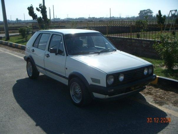 Picture of 1986 Volkswagen Golf, exterior, gallery_worthy