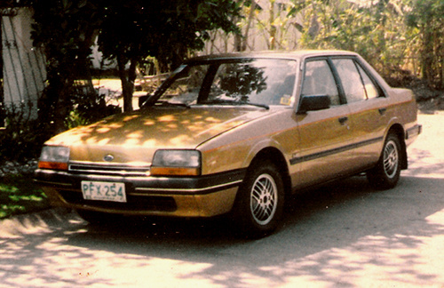 Picture of 1984 Ford Telstar, exterior