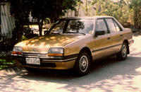 1984 Ford Telstar Overview