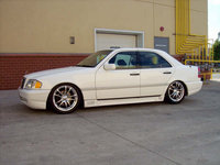 Picture of 1995 Mercedes-Benz C-Class C 220 Sedan, exterior, gallery_worthy