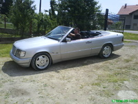 Picture of 1994 Mercedes-Benz E-Class E320 Convertible, exterior