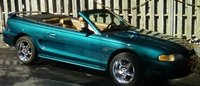 Picture of 1997 Ford Mustang GT Convertible, exterior, gallery_worthy