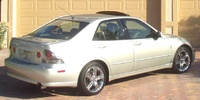 2005 Lexus IS 300 E-Shift picture, exterior