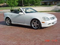 2004 Mercedes-Benz SLK-Class 2 Dr SLK230 Kompressor Supercharged Convertible, 2004 Mercedes-Benz SLK230 2 Dr SLK230 Kompressor Supercharged Convertible picture, exterior
