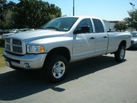 Picture of 2004 Dodge Ram 2500 SLT Quad Cab 4WD, exterior