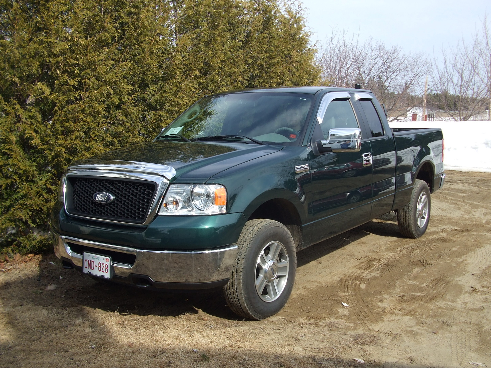 2007 ford f 150 - photo #39