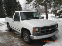 1996 Chevrolet C/K 1500 Reg. Cab W/T 6.5-ft. Bed 2WD picture, exterior