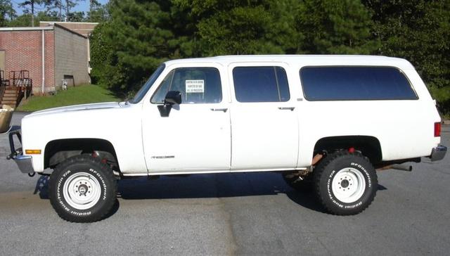 Chevrolet Suburban Dr V Wd Suv Pic X