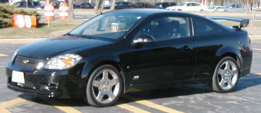 2007 chevrolet cobalt - exterior pictures