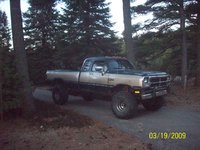 Picture of 1993 Dodge RAM 250 LE Club Cab LB 4WD, exterior, gallery_worthy