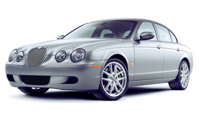 2007 Jaguar s Type r 2007 Jaguar s Type r 2004