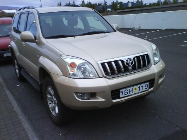 Picture of 2006 Toyota Land Cruiser 4WD, exterior