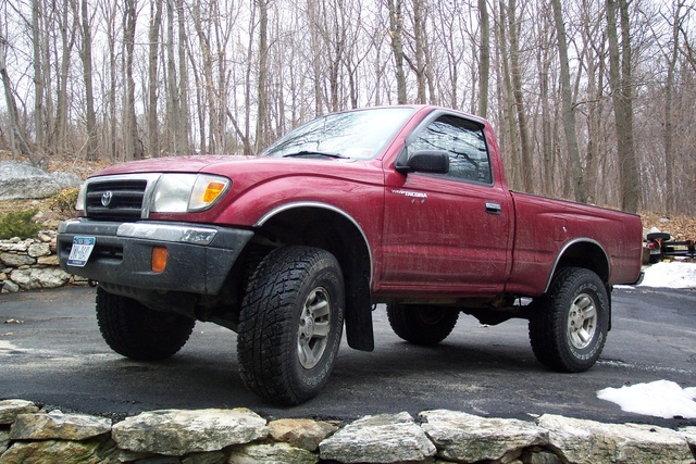 High Quality 1999 Toyota Tacoma User Reviews