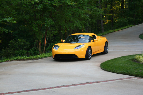 Picture of 2008 Tesla Roadster RWD, exterior, gallery_worthy