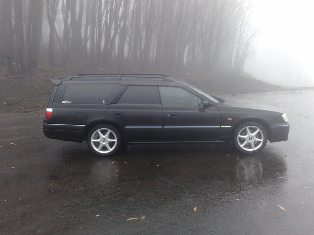 Picture of 1999 Nissan Stagea, exterior