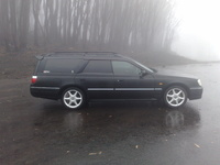 1999 Nissan Stagea Overview