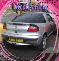 1998 Vauxhall Tigra Overview