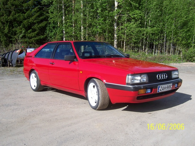 Picture of 1987 Audi Coupe, exterior, gallery_worthy