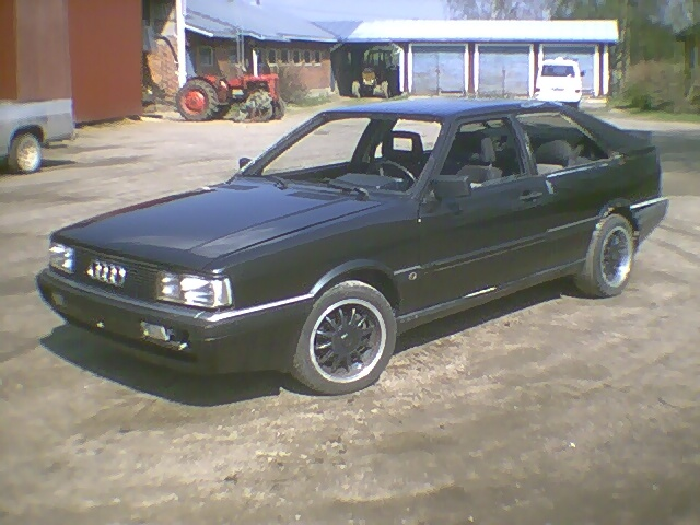 Picture of 1985 Audi Coupe, exterior, gallery_worthy