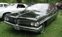1962 Pontiac Parisienne Overview