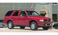 1996 Oldsmobile Bravada Overview