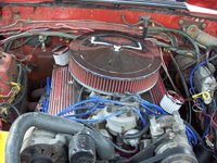 Picture of 1974 Mercury Capri, engine, gallery_worthy
