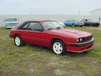 1974 Mercury Capri, At the car lot a week before I bought it., exterior