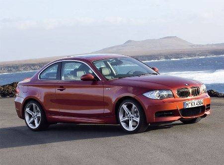 2009 BMW 1 Series 128i picture, exterior