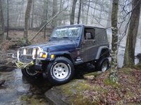 Picture of 2001 Jeep Wrangler, exterior