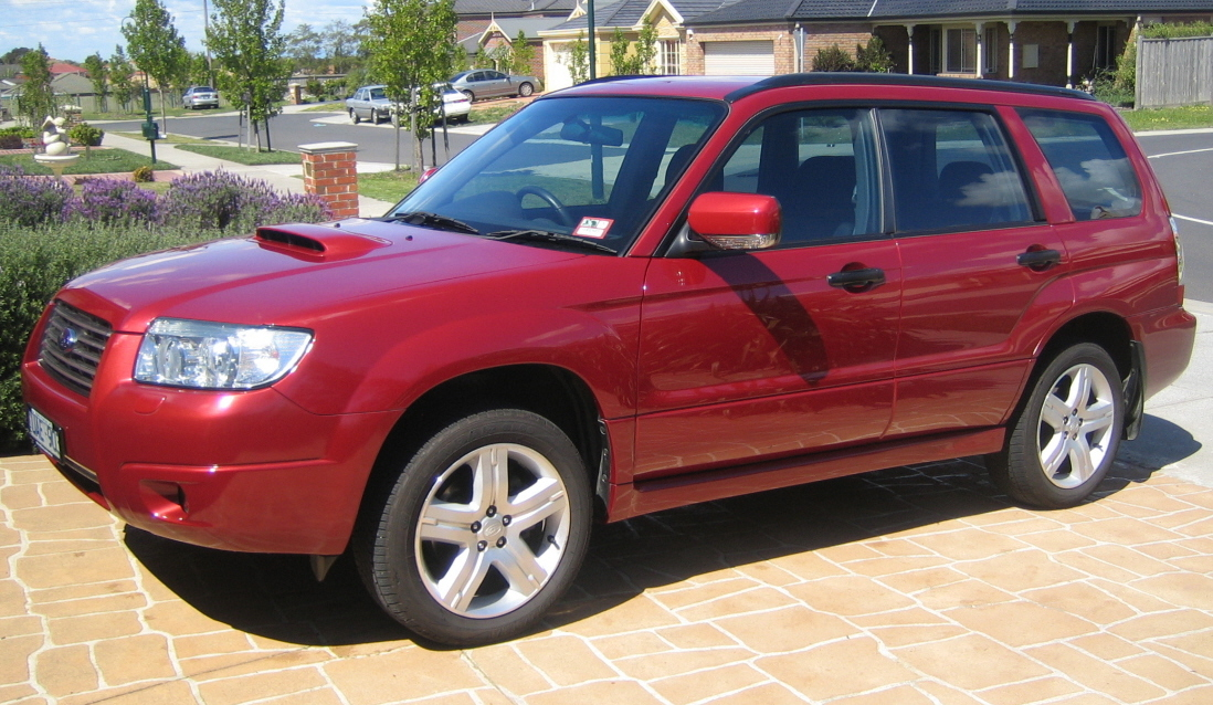 2006 subaru forester exterior pictures cargurus. Black Bedroom Furniture Sets. Home Design Ideas
