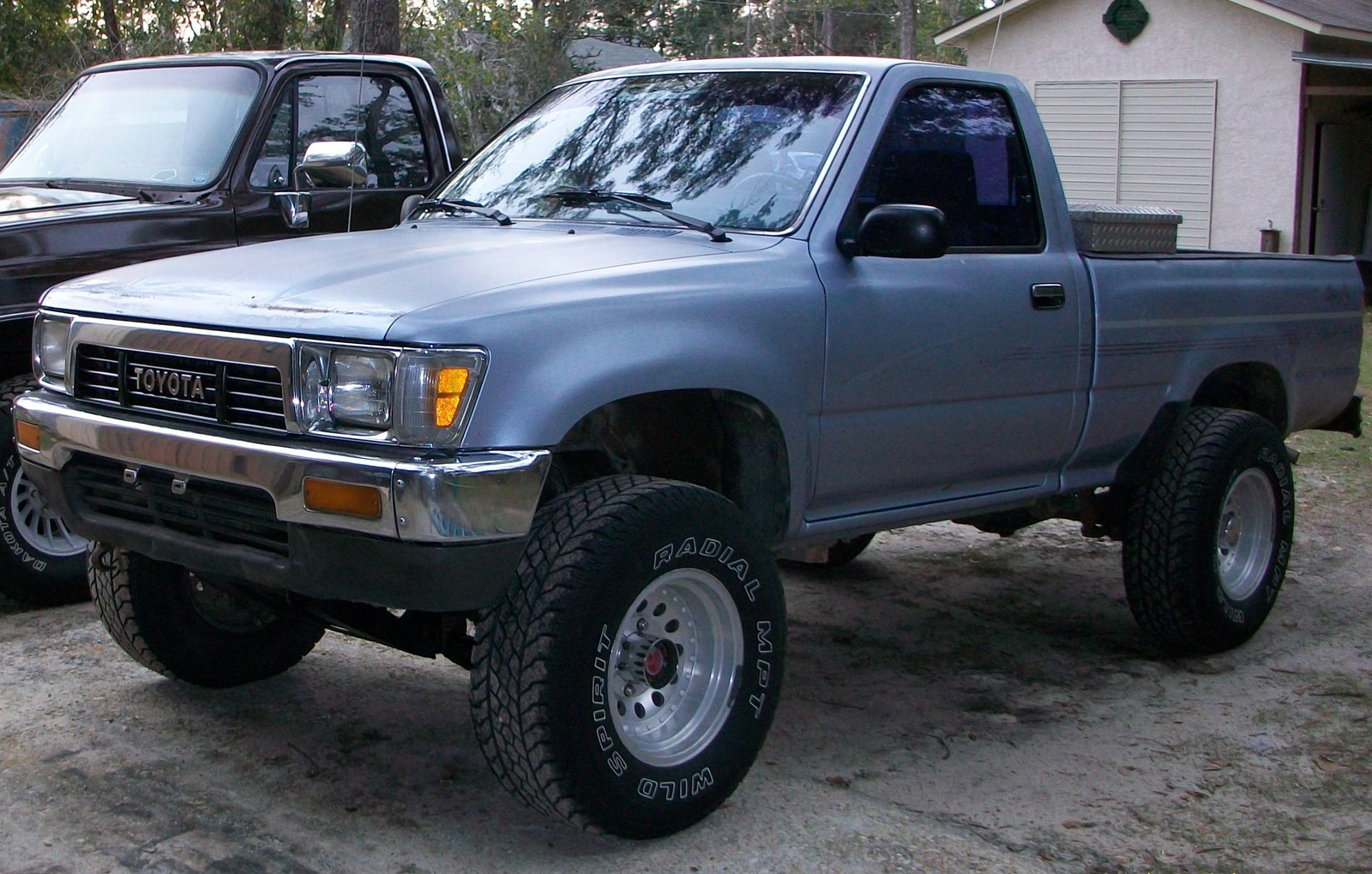 Toyota Pickup Research New Used Toyota Pickup Trucks