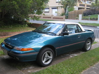 Picture of 1991 Ford Capri, exterior