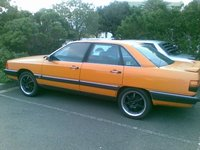 1988 Audi 4000 Overview