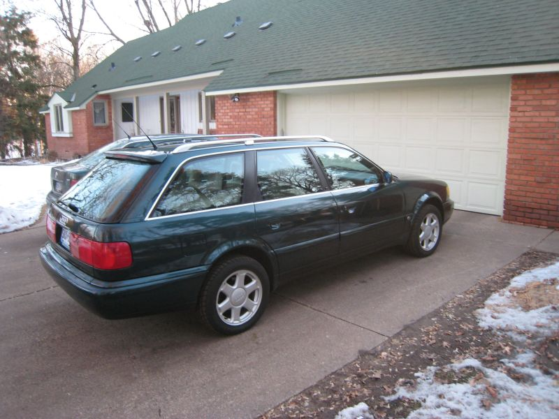 1995 Audi A6 18 Quattro Related Infomationspecifications Weili