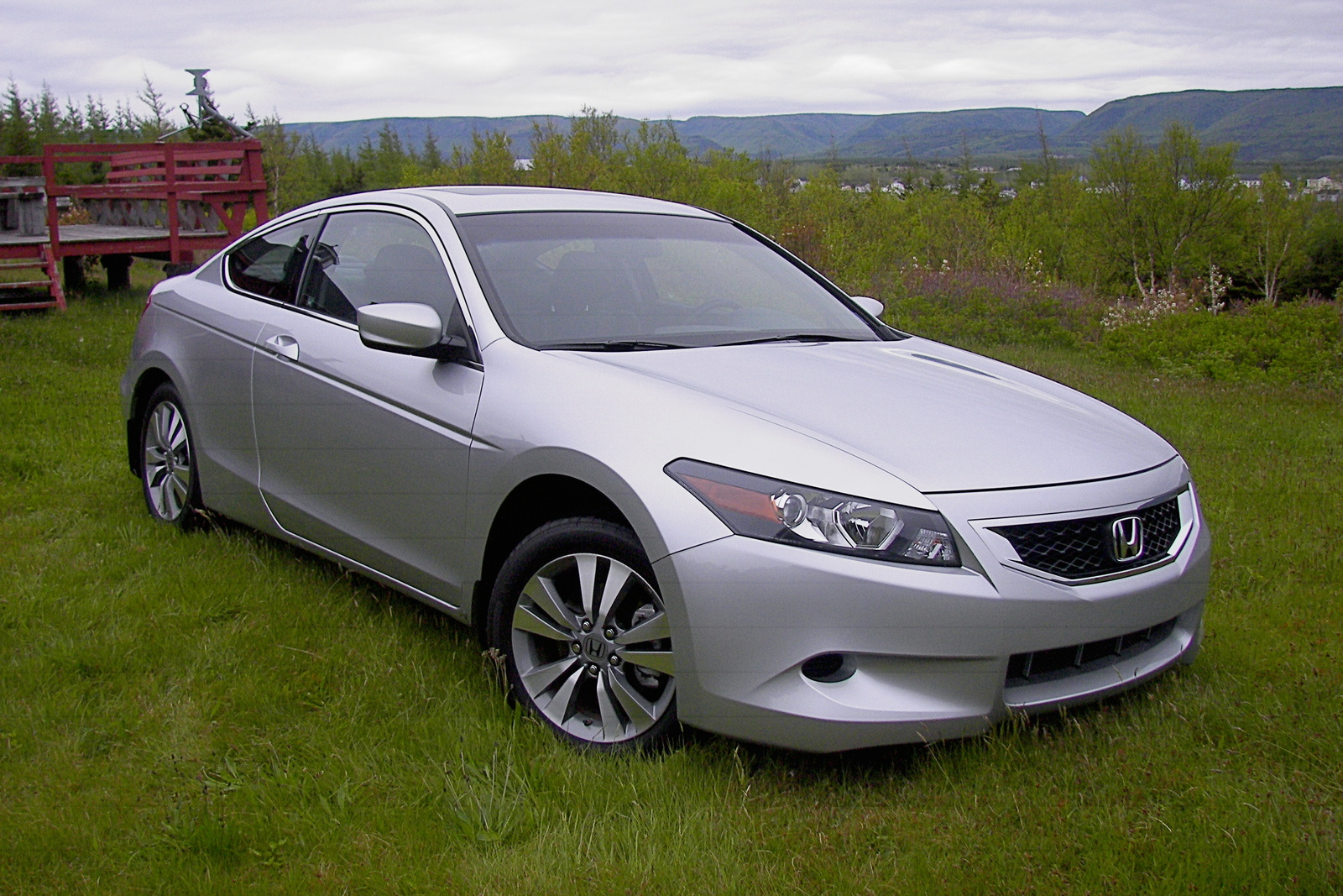 2008 Honda Accord Exl Coupe Www Proteckmachinery Com