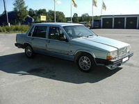 1982 Volvo 760 Overview