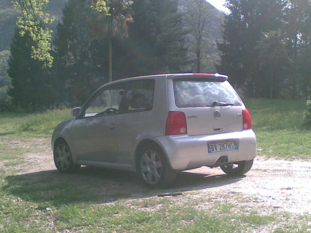 Picture of 2001 Volkswagen Lupo, exterior