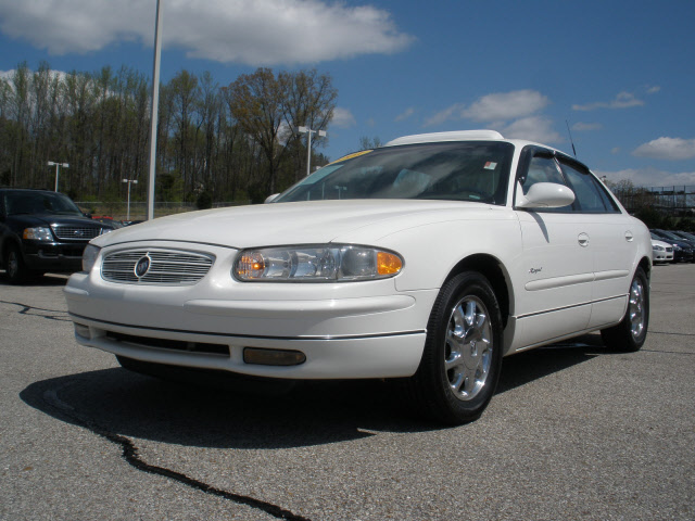 2002 Buick Regal LS picture