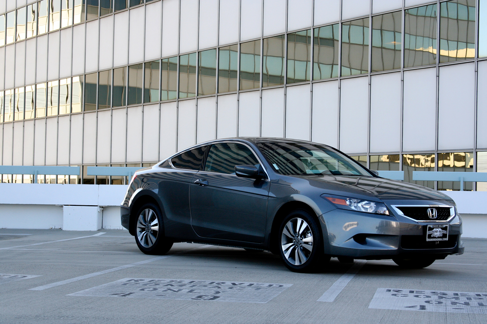 picture of 2008 honda accord coupe ex exterior. Black Bedroom Furniture Sets. Home Design Ideas