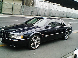 1997-cadillac-seville-4-dr-sts-sedan-pic