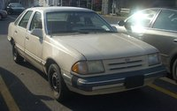 Picture of 1987 Ford Tempo, exterior