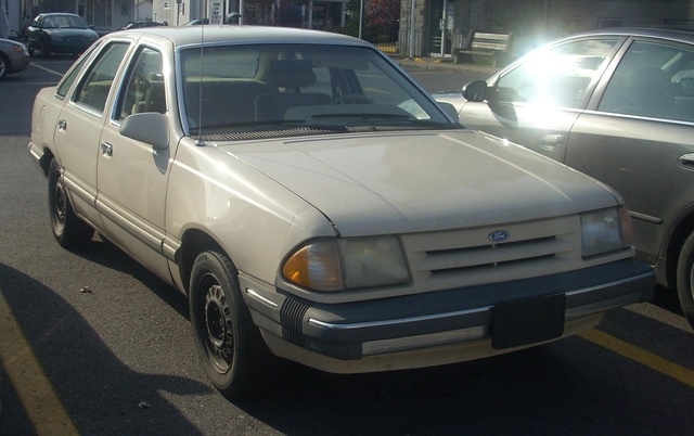 Picture of 1987 Ford Tempo, exterior, gallery_worthy