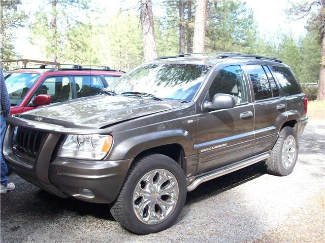 Jeep grand cherokee grille guard submited images