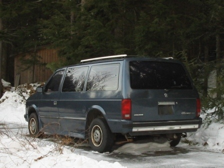 Picture of 1989 Dodge Grand Caravan, exterior, gallery_worthy
