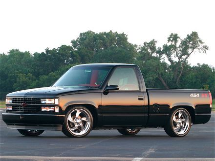 1990 Chevy 454 SS