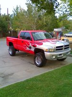 Picture of 1998 Dodge Ram 2500 ST 4WD 4dr Extended Cab SB, exterior