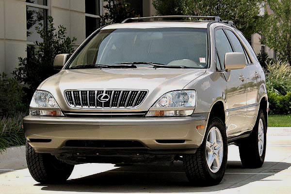 2000 lexus rx 300 overview cargurus. Black Bedroom Furniture Sets. Home Design Ideas