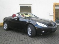 Picture of 2007 Mercedes-Benz SLK-Class, exterior, gallery_worthy