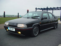 1991 Citroen BX Picture Gallery