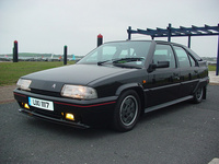 1991 Citroen BX Overview